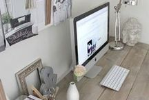 Home Office | Workspace / by Piratenmaedchen