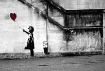 street art / Graffitis, Street Art, Urban Art...