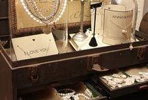 Jewellry Storage Ideas