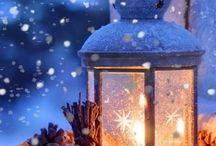 Julkänsla och julpynt