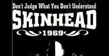 Skinhead / Nr 1 crop, Boots, Braces,.....and SKA