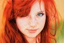 Red / Real Redheads, Gingers & Freckles