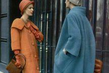 Clamour vintage coats / Glamour coats