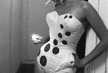 Vintage élégance summer / 1950's