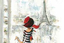 Paris is always a good idea❗️ / Parisienne
