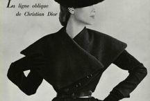Cristian Dior collections vintage / Dior vintage