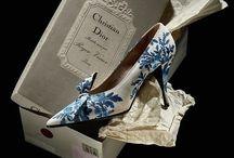 Vintage elegance shoes / Woman's shoes