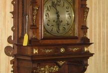 Wooden wall clocks / Love for antique clocks