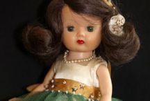 dolls / Ghildhood dolls