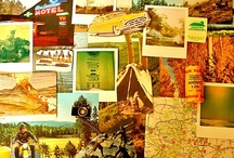 Road Trips / Whether it's with the family, with friends, or solo, road tripping is always an adventure! Use your creativity when it comes to planning the trip, or use our pin board!
