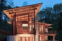 Go Green / energy efficient homes  / by Robin Elkins