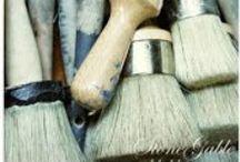 savoir peindre / by Maison Funiciello