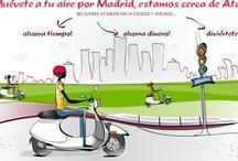 Alquiler de motos en Madrid / Alquiler de motos scooters y bicicletas en Madrid