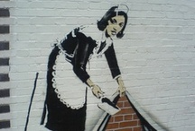 Banksy & Friends / by Louise Bay