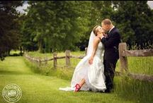 Wedding portraits, couple