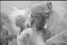 Weddings by the Great / Wedding themed shoots and real ceremonies shot by the greatest photographers of all time