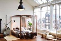 DECO ❀ bedroom / Ideas para soñar... Si buscas inspiración, mira nuestras propuestas! #camas #cabecerosforja