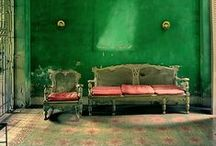 ▪colores ▪ verde / Verde/green