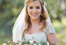 Wedding portraits, Bride