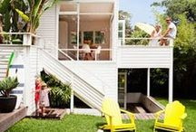 coastal images / Coastal, Australian Homes, Renovation, Exterior, Landscape, Garden, Home Decor