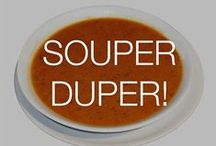 Gluten Free Soups / ... because tequila, rum, vodka & wine are still not considered to be soups of the day.