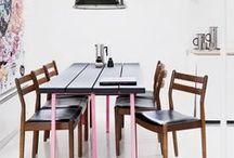 DECO ❀ dining room