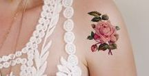 Tattoos <3 / This is a tattoo colection. Ideas, ink, symbols and everything you need to keep your fantasies alive!