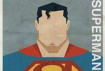 Comics: DC & MARVEL