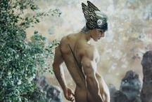 Masculine / Masculine. The Nude Man in Art
