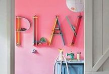 DECO ❀  playroom