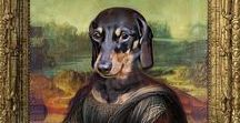 Renaissance Pet Portraits / Renaissance Pet Portraits!!  Have your beloved pet immortalized in a portrait! Jesters, Kings, Queens, Beggars, & Knights -- What Renaissance role does your Fido or Felix most resemble? https://www.therenaissancepet.com