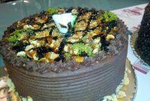 Ünver Pastaları / Ünver Unlu Mamüllerinde bulunan pastaları bu pano altında topladık.