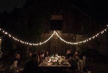 DECO ❀  guirnaldas de luces / GUIRNALDAS DE LUCES, de colores, blancas, recicladas...