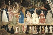 Medieval / Manuscripts, illustrations, miscellania