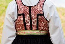 Folk/national costumes, Sweden