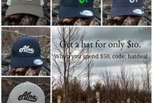 Aina Hats / Aina Clothing eco-friendly hats, Flexfit and trucker hats made with organic cotton.