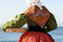 Folk/national costumes, Europe