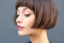 A bob for everyone! / Bob haircuts for women come in a variety of lengths, shapes and textures.  It's safe to say there's a bob for everyone if you just look hard enough.