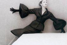 1950's fashion / 1950-tallet mote