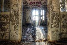 Forgotten, abandoned / Glemt, forlatt