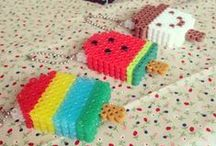 DIY:DOT / perler bead, cross stitch, template ...