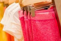 Save Money  I  Clothes / A great collection of tips to help you save money on clothes: baby clothes, professional clothes, work clothes!  You can save money on nearly any type of clothes!