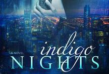 Indigo Nights / A stand alone, full length novel with no cliffhanger / by Louise Bay