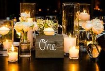 Table Number Inspiration