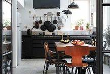 Kitchen inspiration /  gorgeous kitchens