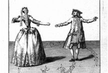 Historical dancing