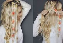 Hair How-tos / Love Us Some Quick and Easy Styling Tips!