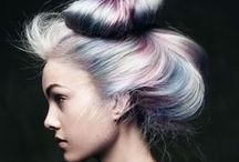 Pastel Hair / Light Pastel Hair Color - From Cotton Candy to Sweet Fairy Looks!