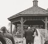 East Gazebo Wedding Ceremony at Avalon Manor!