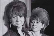 Vintage Hairstyles / Vintage Hair Inspirations!